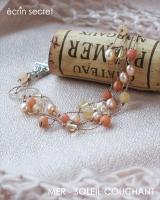 MER - SOLEIL COUCHANT Bracelet